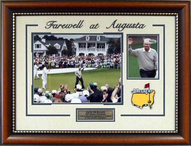 Jack Nicklaus Farewell to Augusta Ph