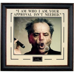 Jack Nicholson Photo and Quote with