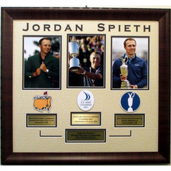 Jordan Spieth Three Majors Wins