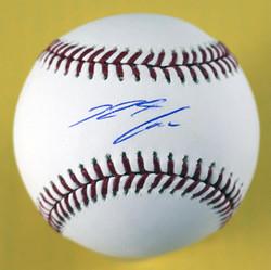 Nolan Arenado Signed Baseball