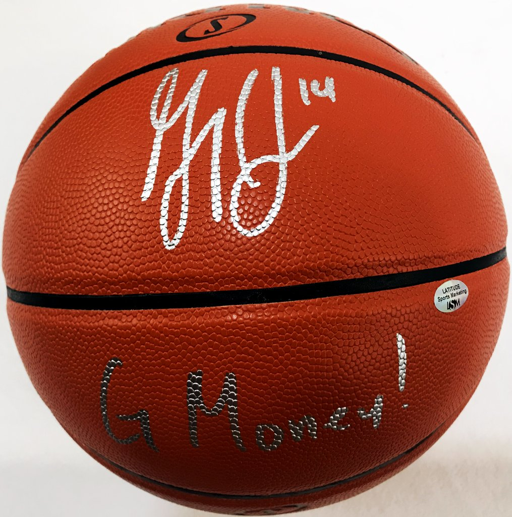 Denver Nuggets Gary Harris Autograph