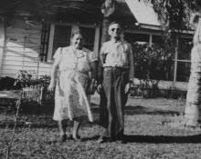 Thomas and Mary Zullo 1952