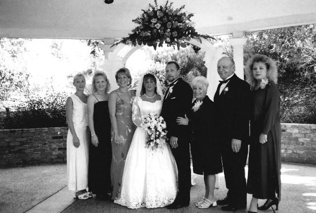 Denise, Diana, Me, Tammy, David, Mom, Dad and Dina