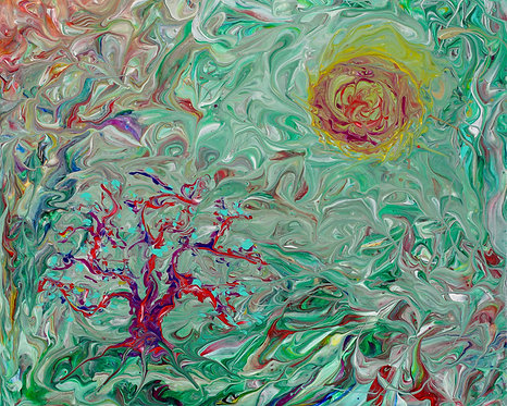 Magic Tree - Print