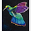 Thumbnail: Hummingbird - Print