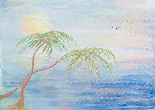 Breathing Time - Original Painting