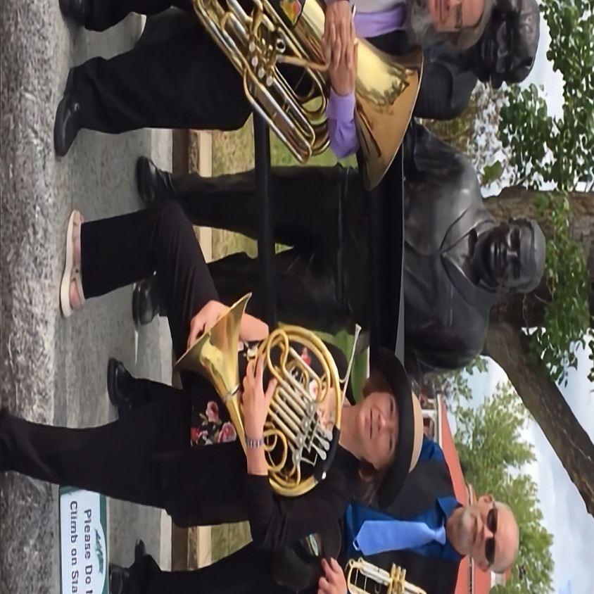 Foothills Brass at the Cornerstone Music Cafe