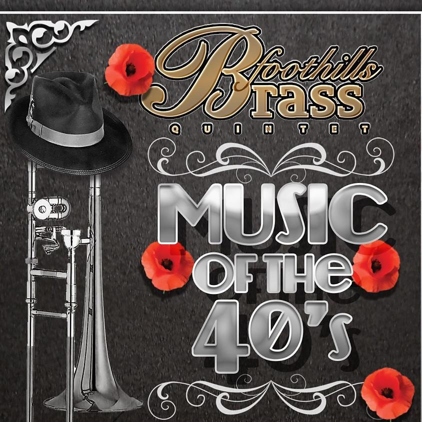 Foothills Brass Calgary Concert Series
