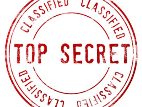 Do you have secrets?