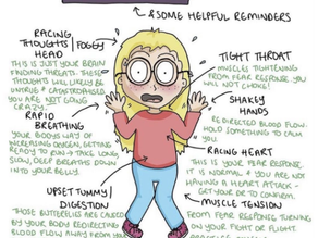 Your guide to coping with panic attacks