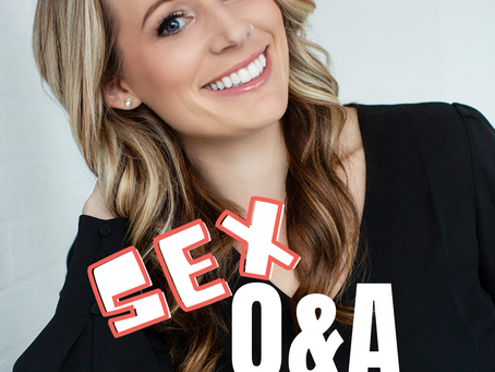 """Sex Q&A...""""How can I ensure my partner has an orgasm?"""""""