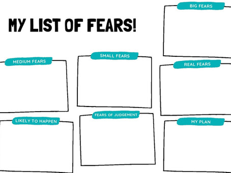 Fear and insecurity: How to work through it