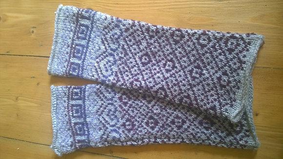 love Firngerless gloves