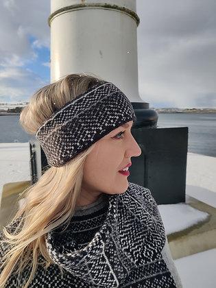 Headband in Nord Pattern