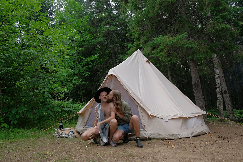 camping-coon-lake-algonquin-ontario