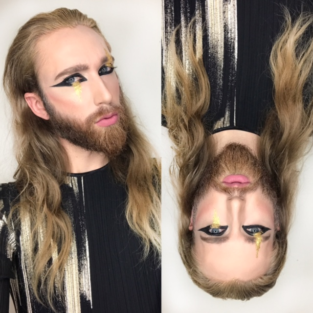 YSL Inspired Look