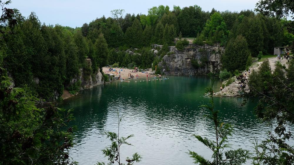 Elora-quarry-ontario