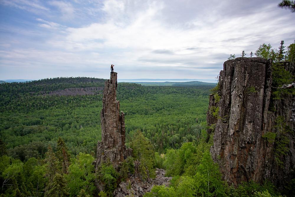 Thunder-bay-dorion-tower-rock-climbing