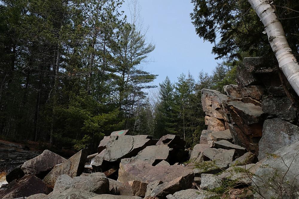 Duchesnay-falls-north-bay-ontario