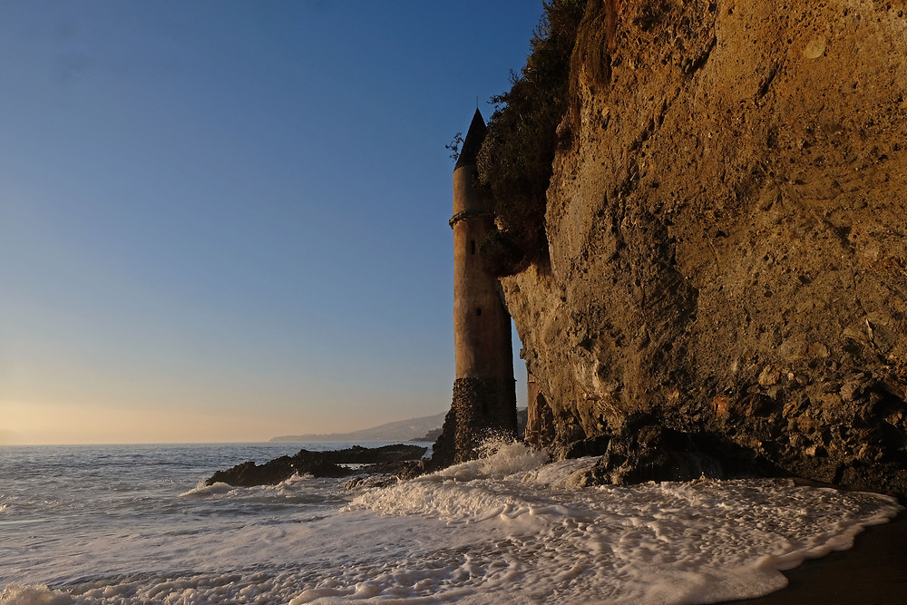 Laguna-beach-california-pirate-tower