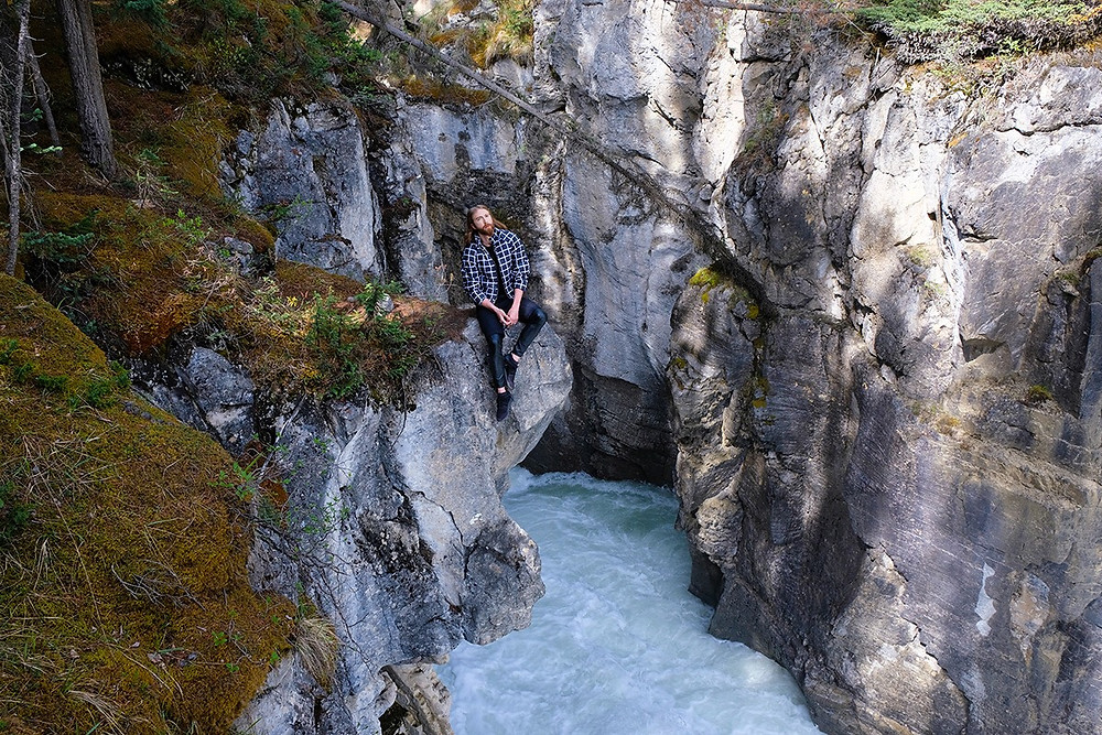 waterfalls-jasper-alberta