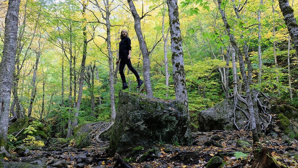hiking-cape-breton-Uisge-Ban-falls