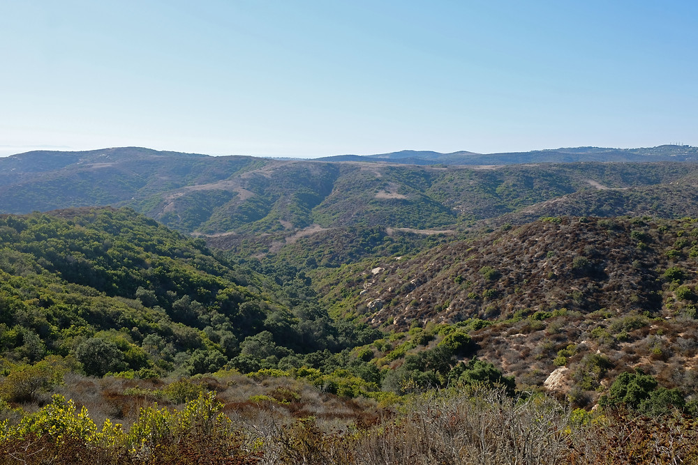 Laguna-canyon-california-hiking