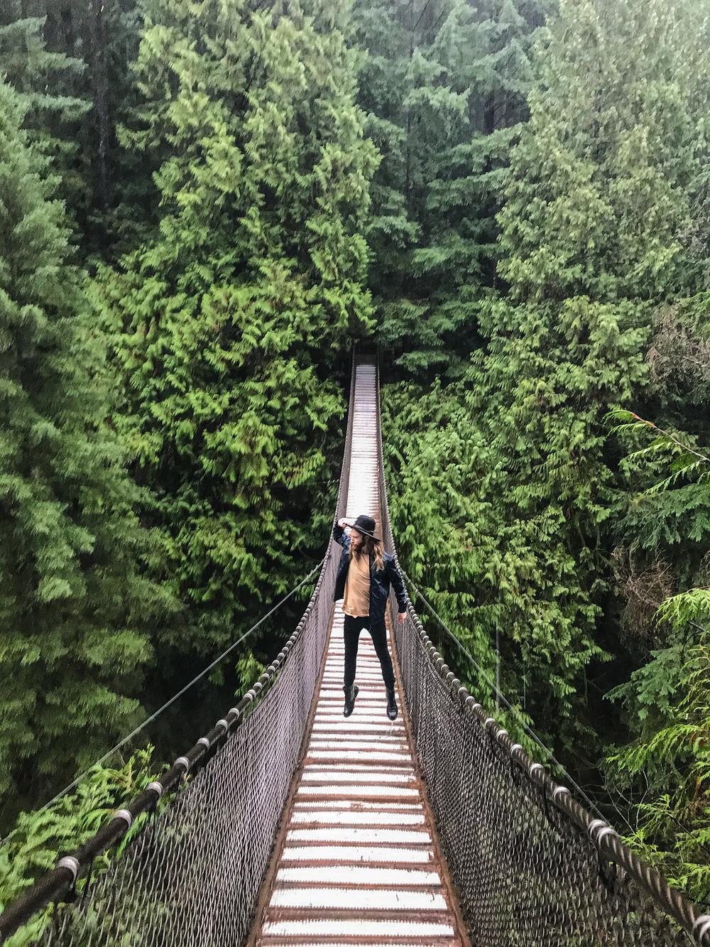 Lynn-canyon-Vancouver-British-columbia