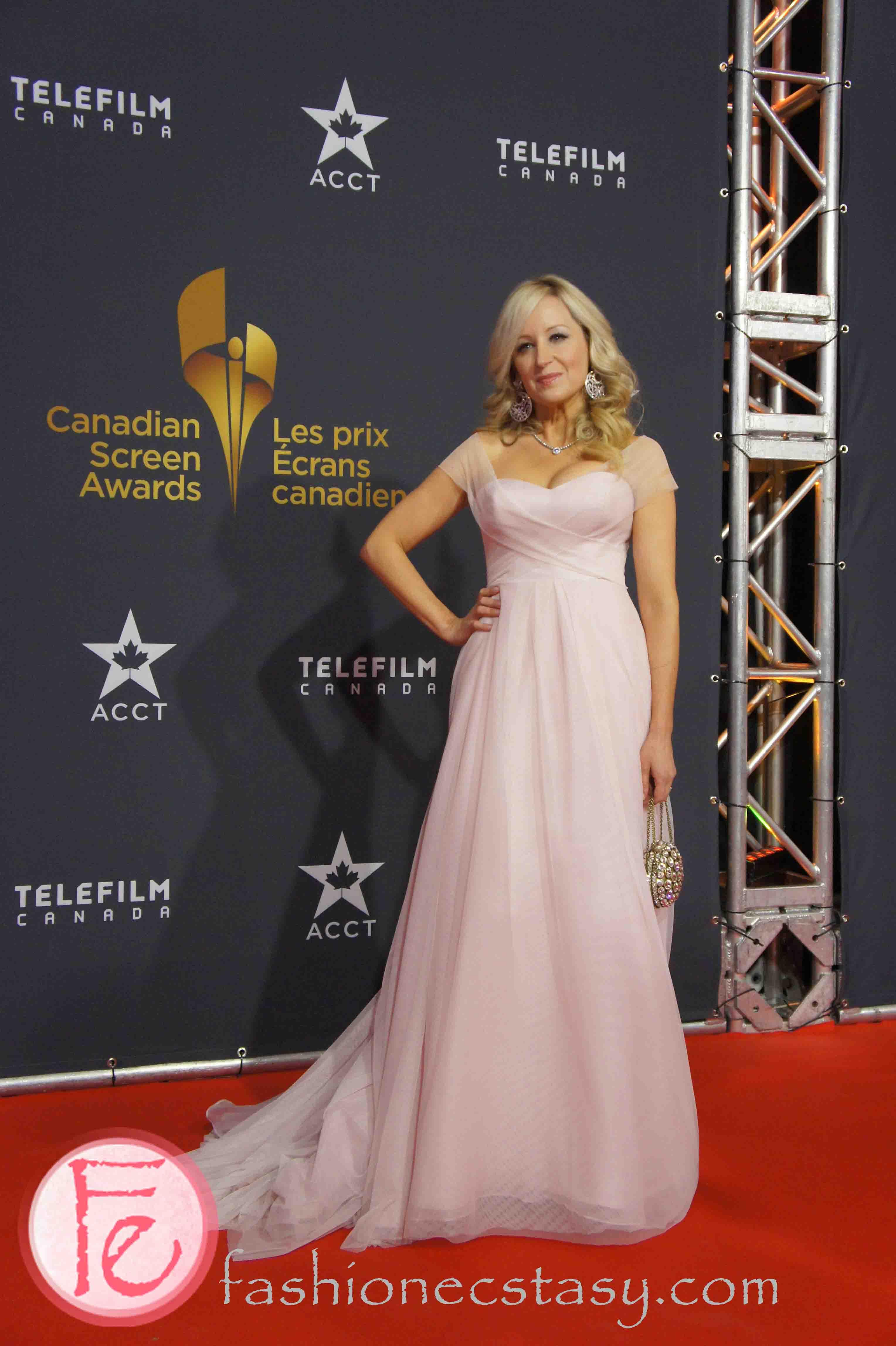 Jodi Claman Canadian Screen Awards