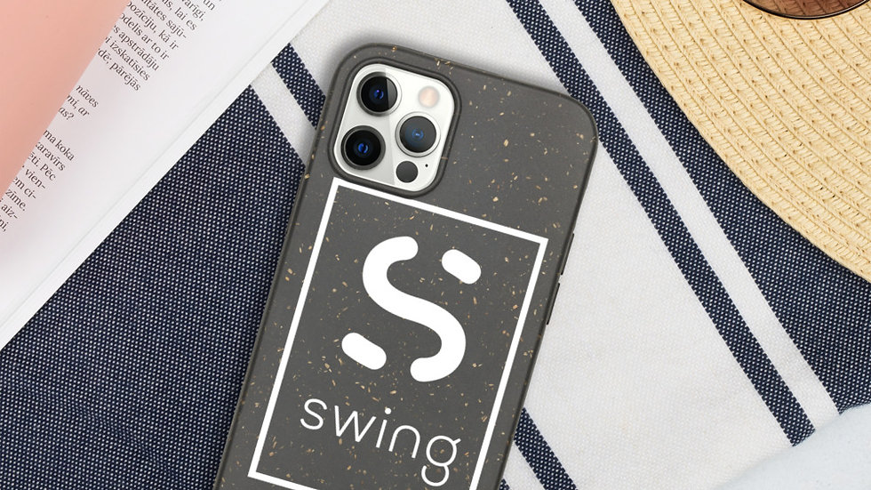 SWING IPHONE CASE BIODEGRADABLE