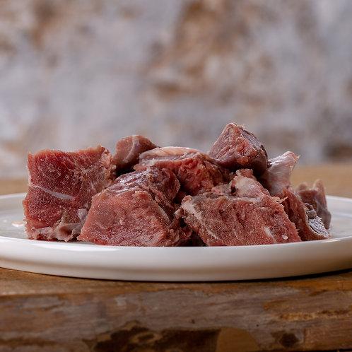 Lammmuskelfleisch mager 1000g  ---  NUR ABHOLUNG