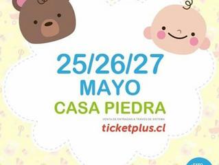 EXPO BEBE 25-27 MAYO