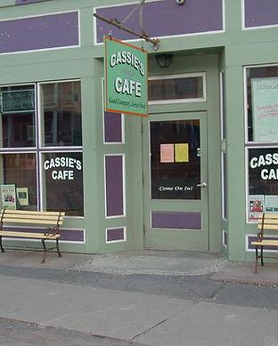 Roxbury famous cafe