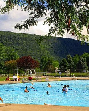Roxbury swimming pools