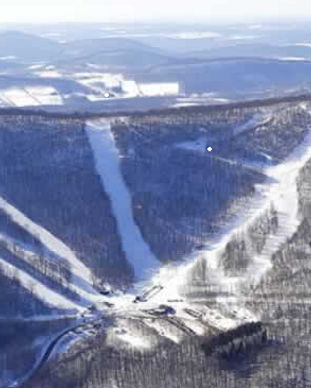 Roxbury skiing