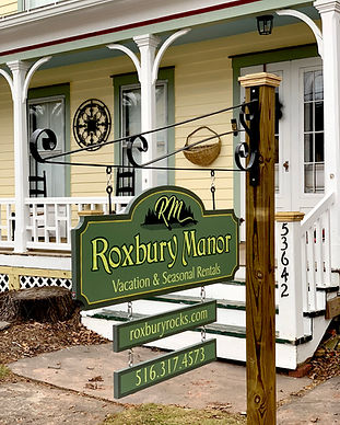 Roxbury stay places
