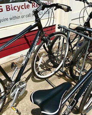 Roxbury biking places