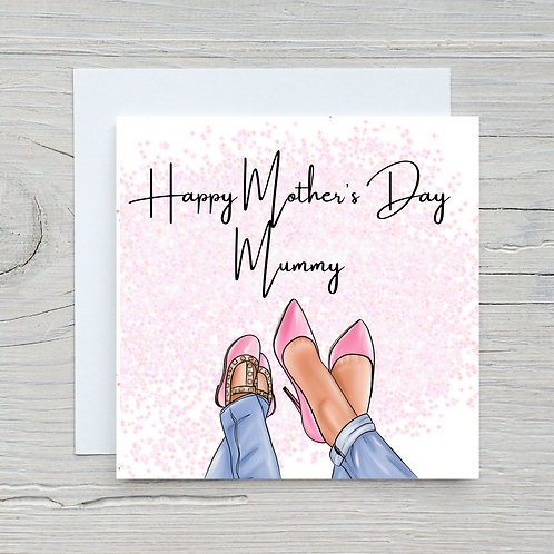 Mother's Day Card - Mini Me