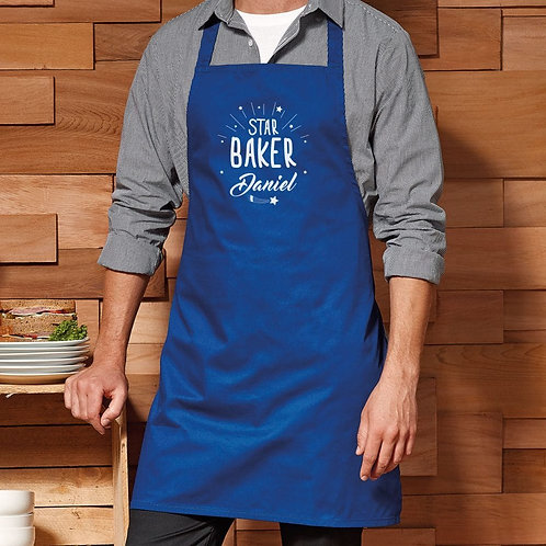 Our personalised aprons are the perfect gift for any occasion.