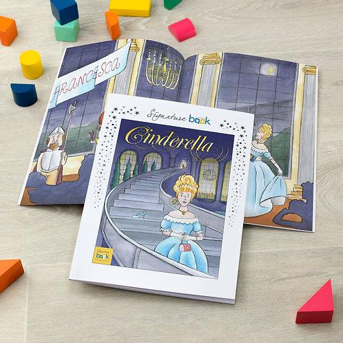 Personalised Cinderella Book