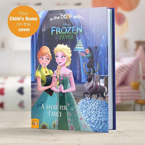 Personalised Disney Frozen Fever StoryBook