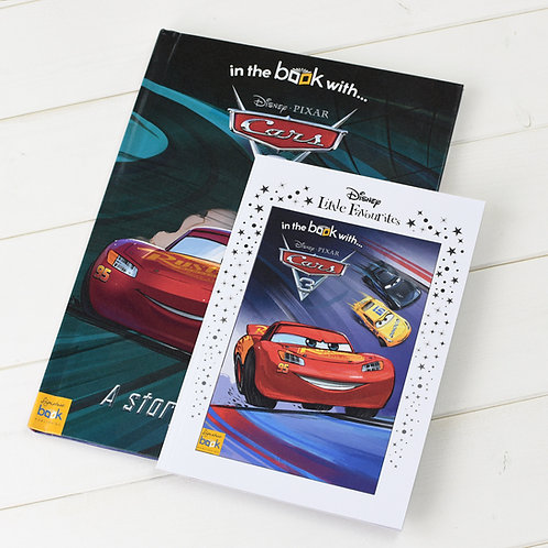 Disney Little Favourites Cars 3