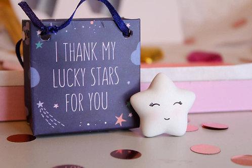 White Lucky Star