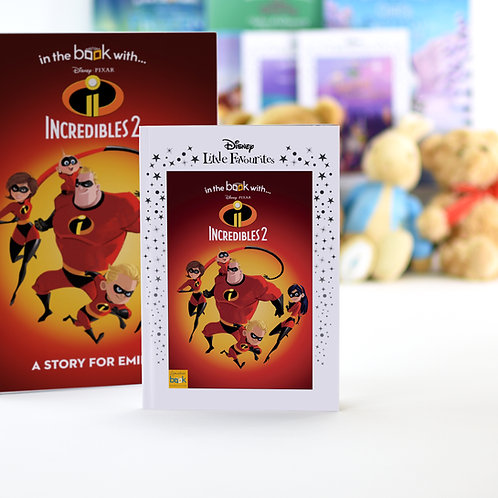 Disney Little Favourites Incredibles 2