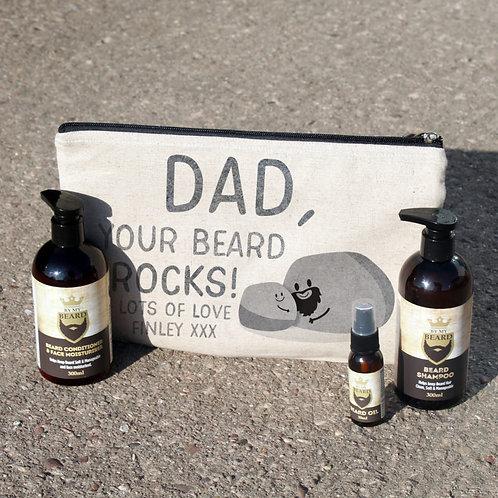 Your Beard Rocks Beard Kit