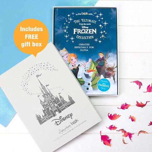Frozen Collection Book