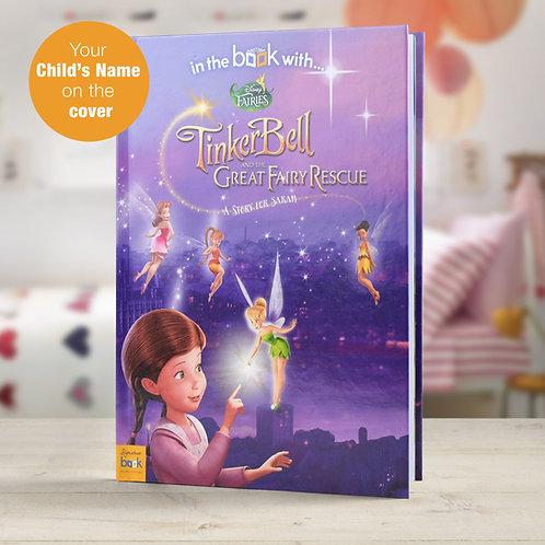 Personalised Disney Fairies StoryBook