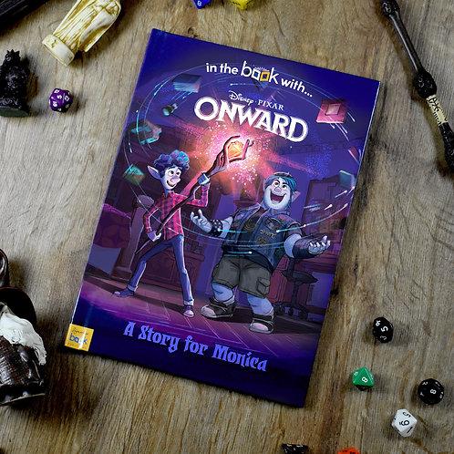 Personalised Disney Onward Storybook
