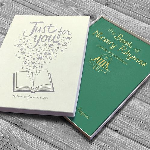 My Book of Nursery Rhymes