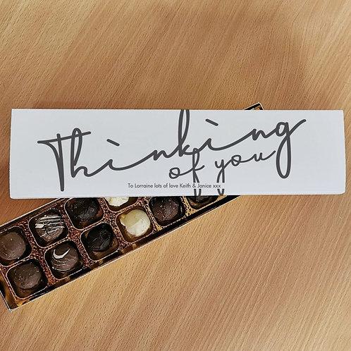 Thinking Of You Handmade Truffles